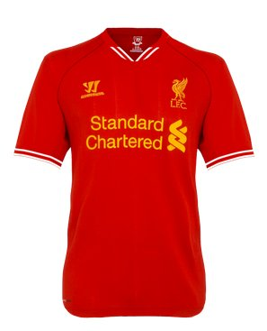 Liverpool New Kit 1