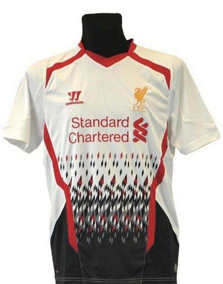 Liverpool New Kit 2