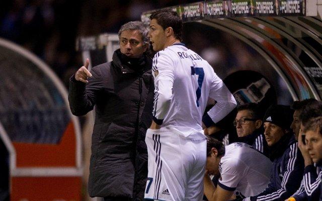 Mourinho Ronaldo Chelsea