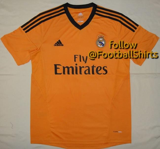Real Madrid Third New