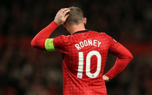 Rooney Exit