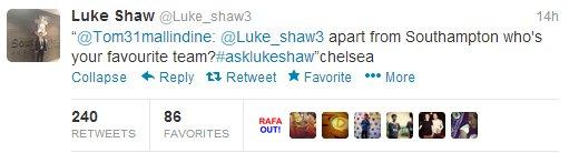Shaw Twitter 1