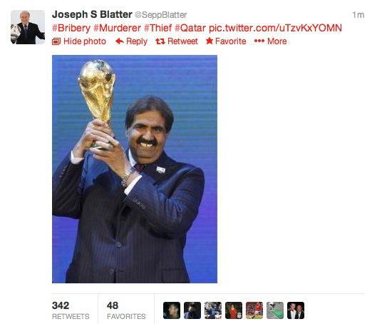 Blatter Twitter 2