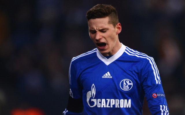 Julian Draxler Schalke 04