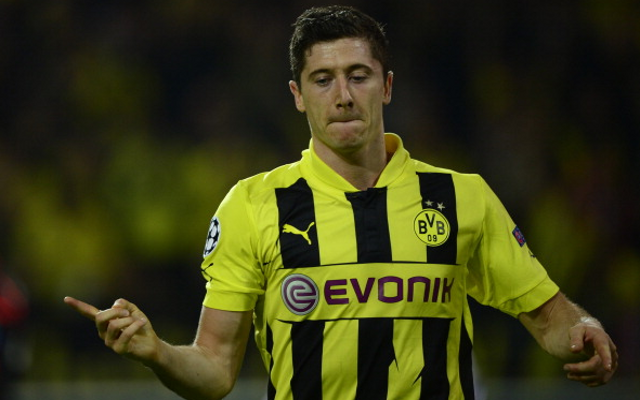 newest 403cd 844aa Borussia Dortmund Rule Out Robert Lewandowski Move To Bayern ...