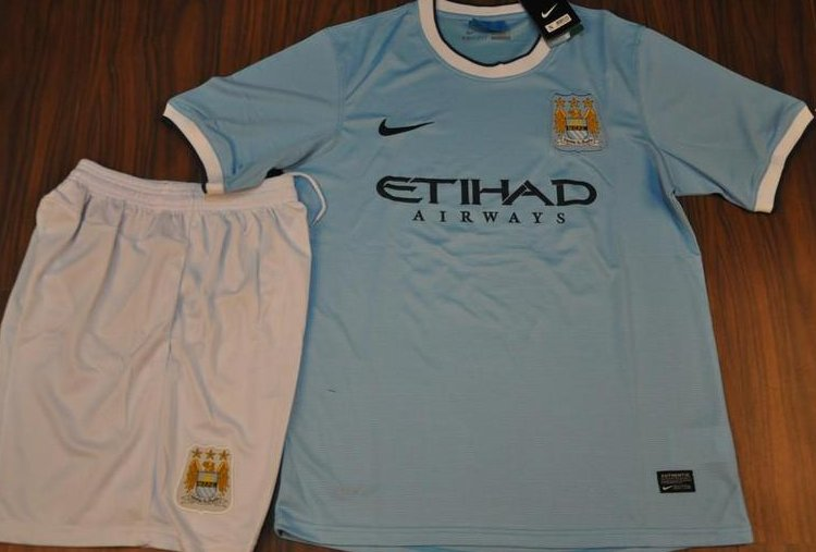 Man City Kit 1