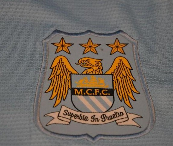 Man City Kit 2