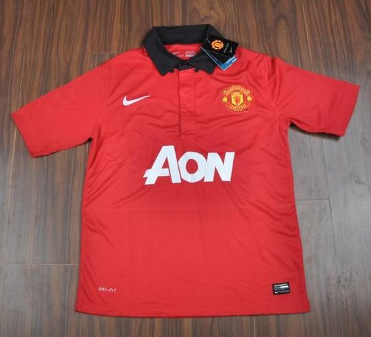 Man United 201314 Home 1