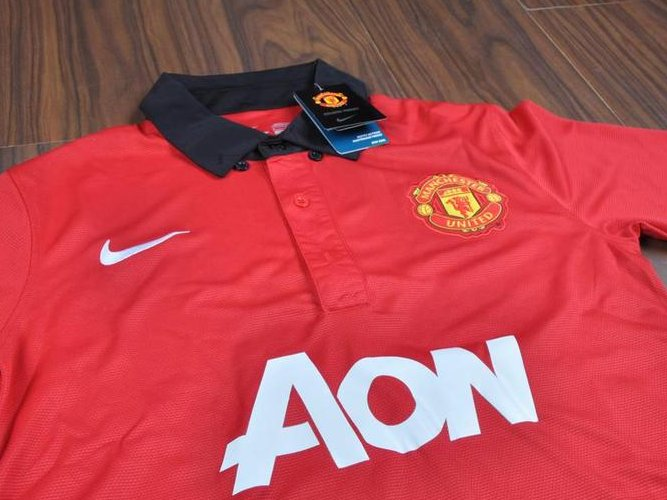 Man United 201314 Home 7