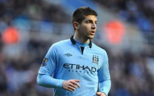 Mitija Nastasic Manchester City