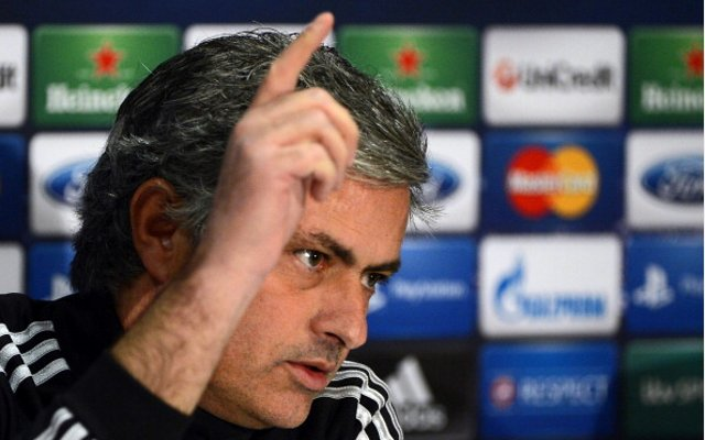 Mourinho Chelsea Agreed