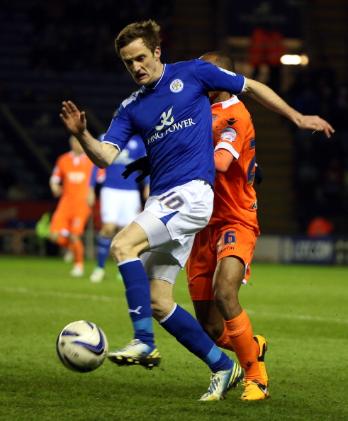 Leicester City v Millwall - npower Championship