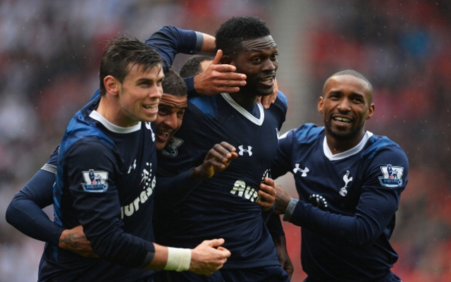 Adebayor Goal