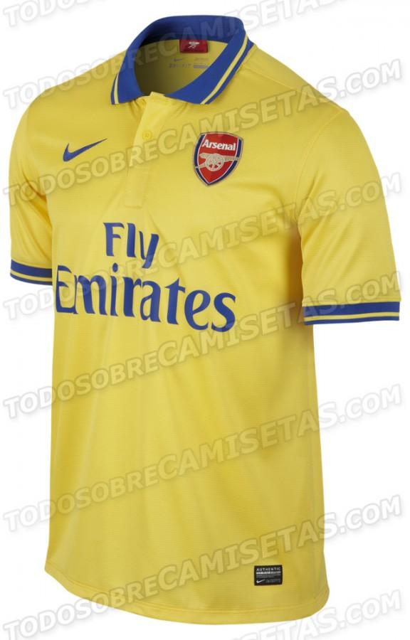 Arsenal Away 2