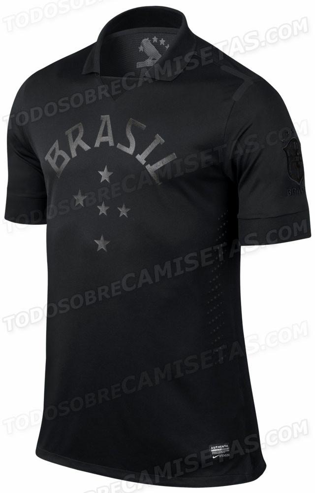 Brazil Black 2