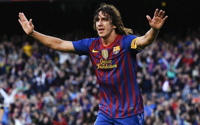 Carles Puyol FC Barcelona