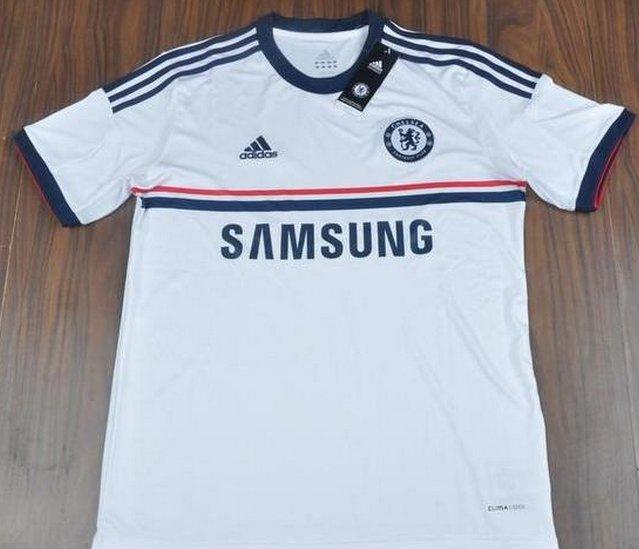 Chelsea Away 1