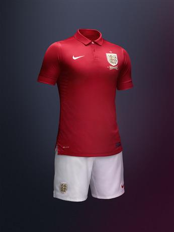 England Away 5