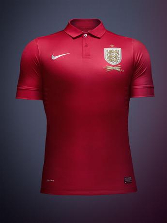 England Away 6
