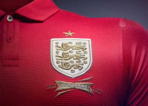 England Away Cover