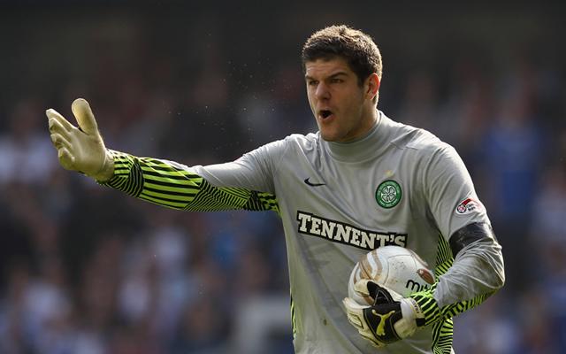 Fraser Forster Celtic
