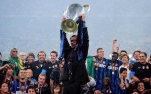 Jose Mourinho Champions League Inter Milan