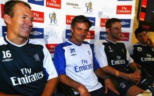 Jose Mourinho Chelsea Conference