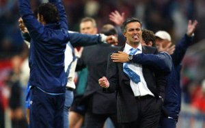 Jose Mourinho Porto Champions League