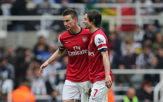 Koscielny Newcastle United