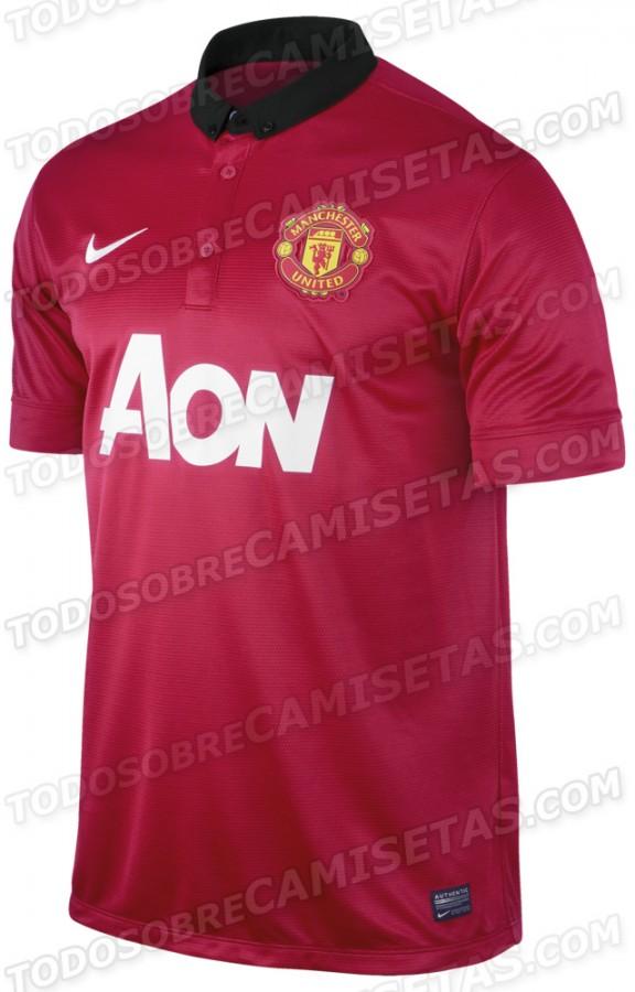 Man United Home 2