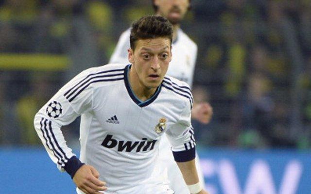 Mesut Ozil Real Madrid