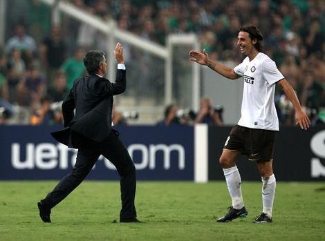 Mourinho Zlatan