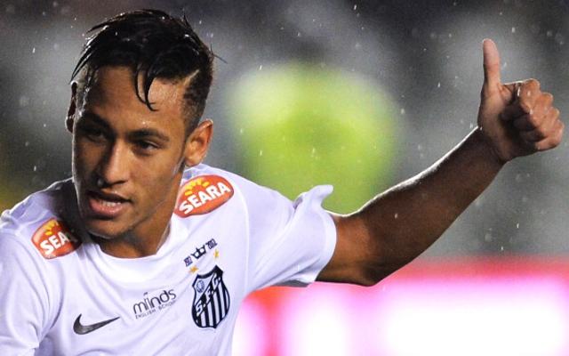 Neymar Bid
