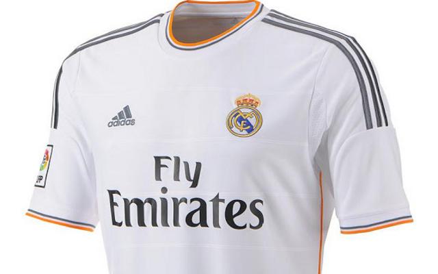 Images) Real Madrid Home, Away and Third Adidas 2013/14 Kits ...