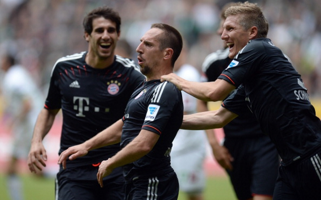Ribery Great Goal