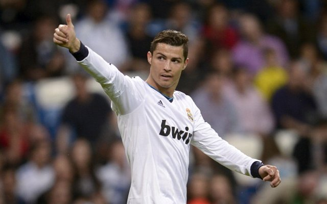 Ronaldo Thumbs Up