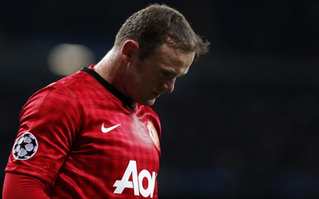 Rooney Real Madrid