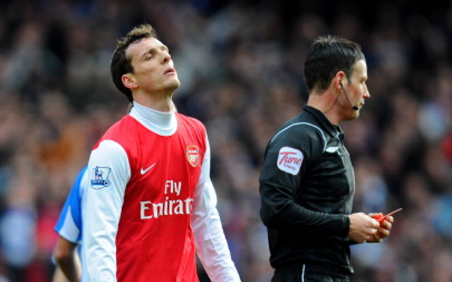 Sebastien Squillaci Arsenal