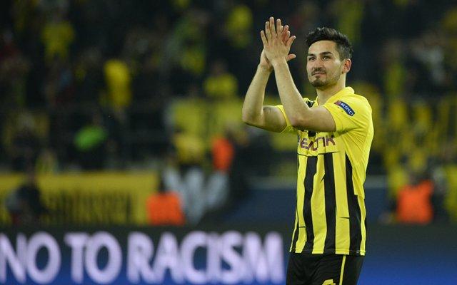 Ilkay Gundogan Borussia Dortmund