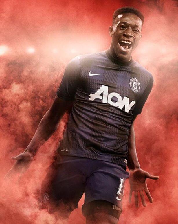 Man United Away Leaked