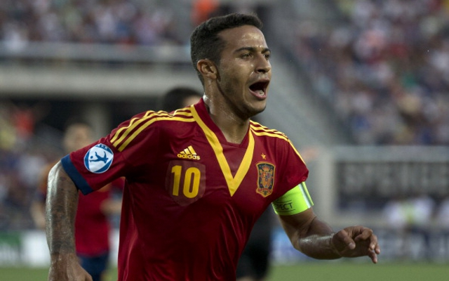 Thiago Man United £17m