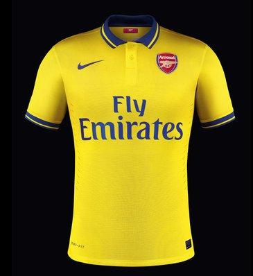 Arsenal Away 4