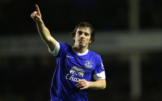 Baines Man United Bid