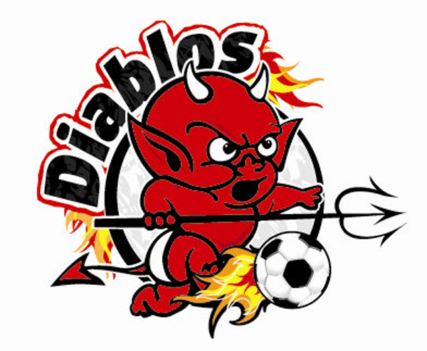 Atlantic City Diablos badge