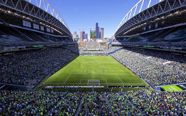The 10 Biggest Stadiums In The MLS | CaughtOffside