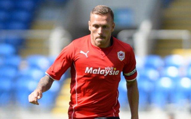 Craig Bellamy Cardiff CIty