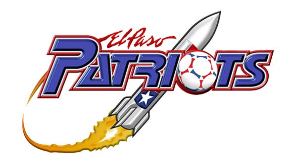 El Paso Patriots badge