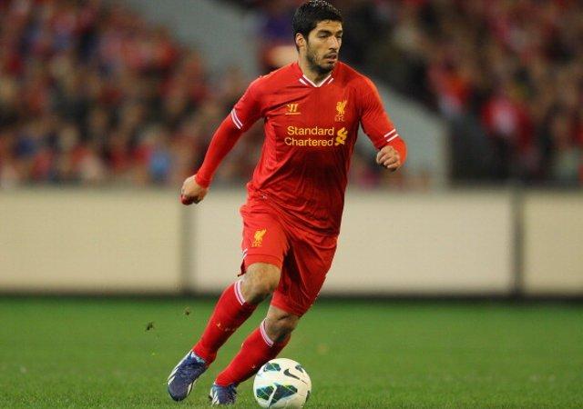 Luis Suarez Stay