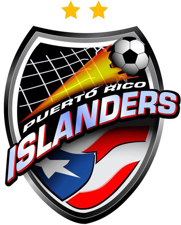 Puerto Rico Islanders badge