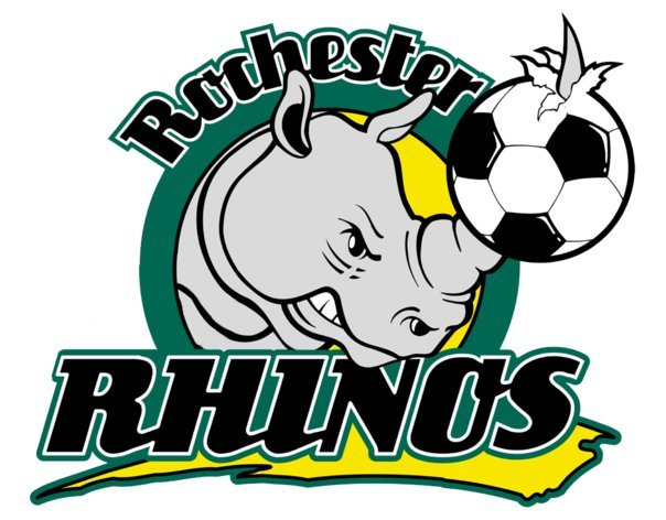 Rochester Rhinos badge